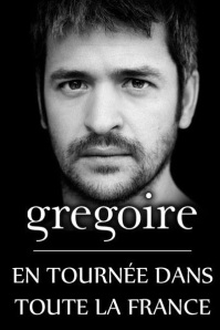 Grégoire en tournée dans toute la France !